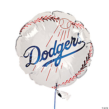 MLB® Los Angeles Dodgers™ Mylar Balloon