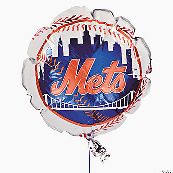 MLB® New York Mets™ Mylar Balloon