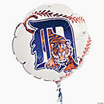 MLB® Detroit Tigers™ Mylar Balloon