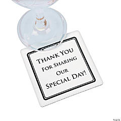 """Special Day"" Wedding Coasters"
