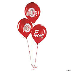 Ohio State Buckeyes® Latex Balloons