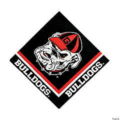 Georgia Bulldogs® Luncheon Napkins