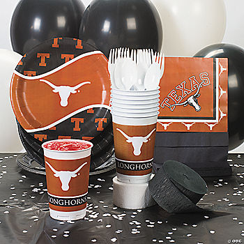 NCAA™ Texas Basic Party Pack