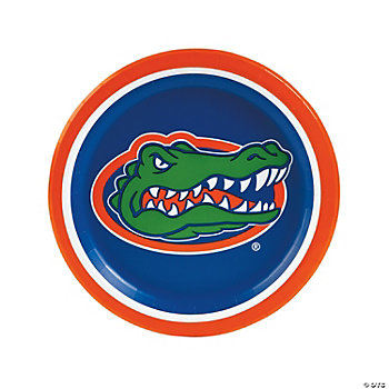 Florida Gators® Party Plates