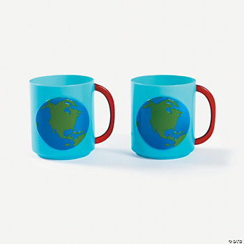 Earth Mugs