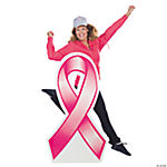 Pink Ribbon Stand-Up
