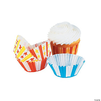 Big Top Baking Cups