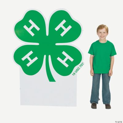 """""""4-H"""" Stand-Up"""
