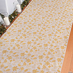 Fall Wedding Aisle Runner