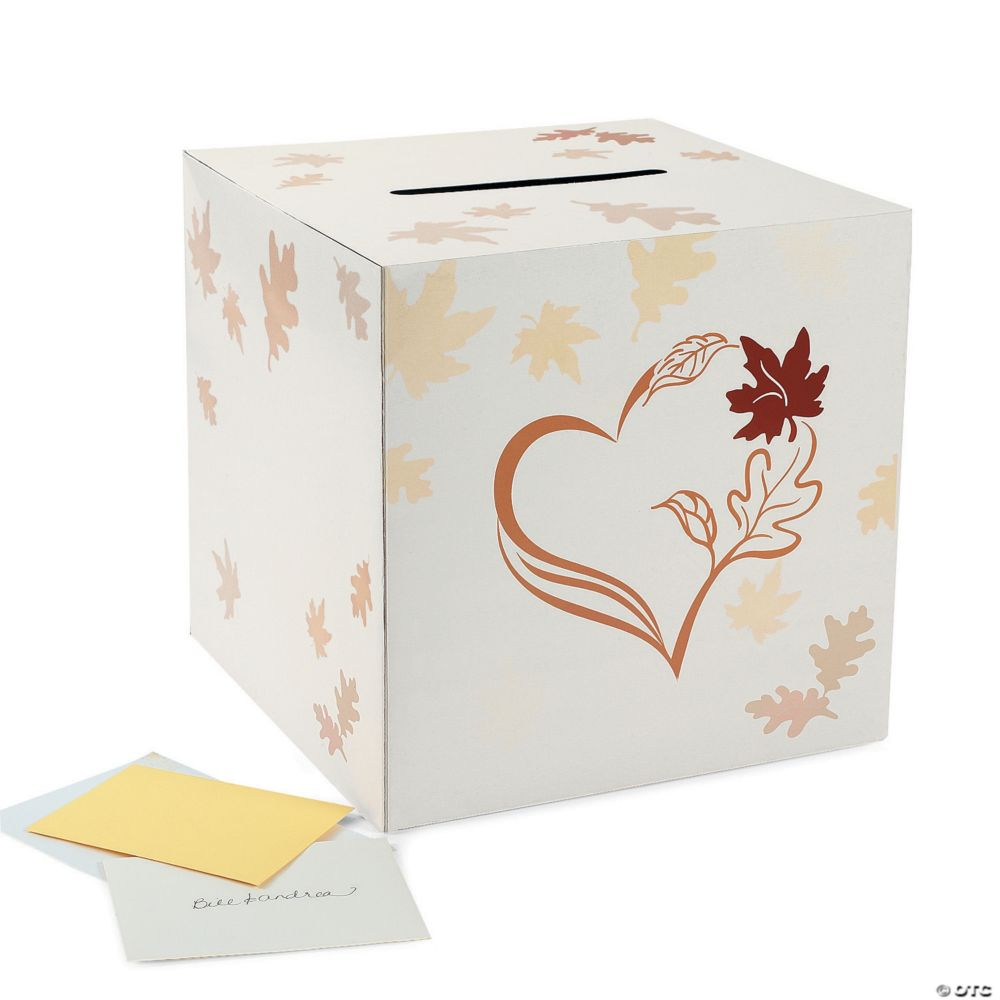 Fall Wedding Gift Card Box : Wedding Cake Card Box - Invitations & Stationery & Card Boxes