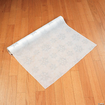 Winter Wedding Aisle Runner
