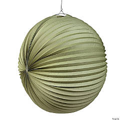 Large Party Lanterns - Sage Green