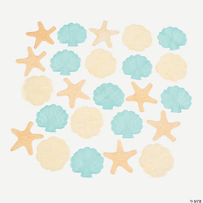 Summer Wedding Fabric Confetti