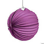 Party Lanterns - Purple