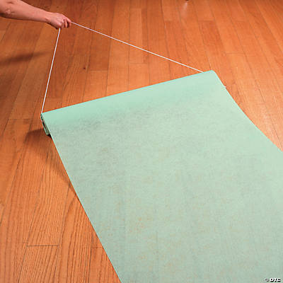 Sage Green Aisle Runner