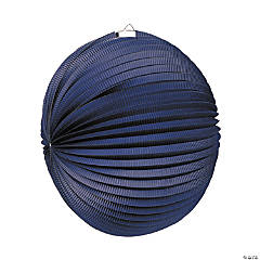 Large Party Lanterns - Navy