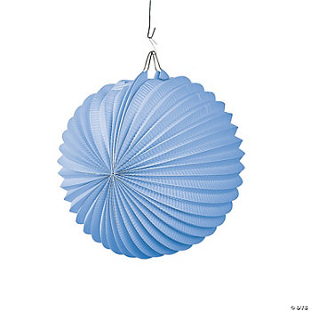 Large Party Lanterns - Periwinkle
