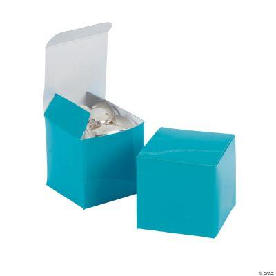Mini Turquoise Gift Boxes