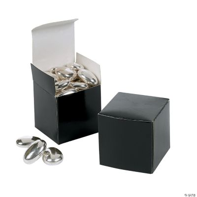 Mini Black Gift Boxes