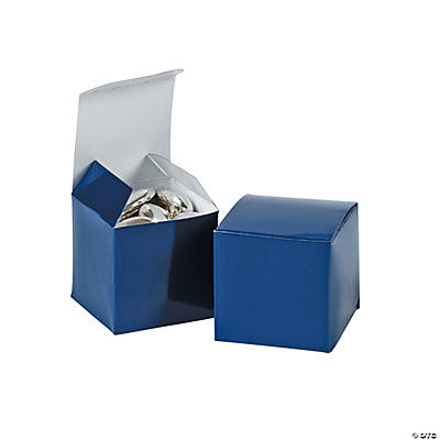 Mini Navy Gift Boxes