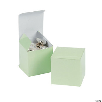 Mini Sage Green Gift Boxes