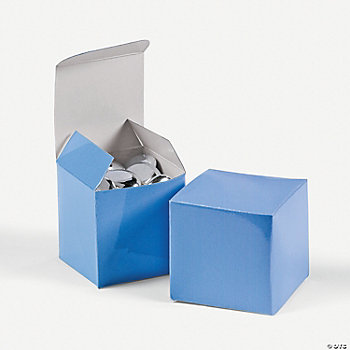 Mini Periwinkle Gift Boxes