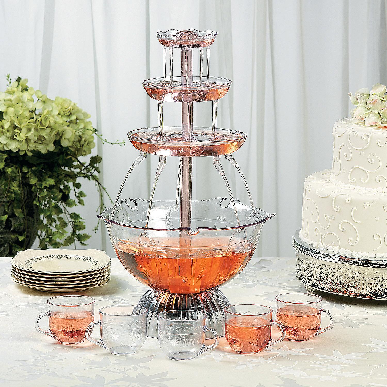 Фонтан для напитков Party Fountain . Сделайте вечеринку более яркой! Цена 4990 рублей. Доставка по России и СНГ бесплатно!