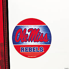 NCAA™ University Of Mississippi Car Magnet