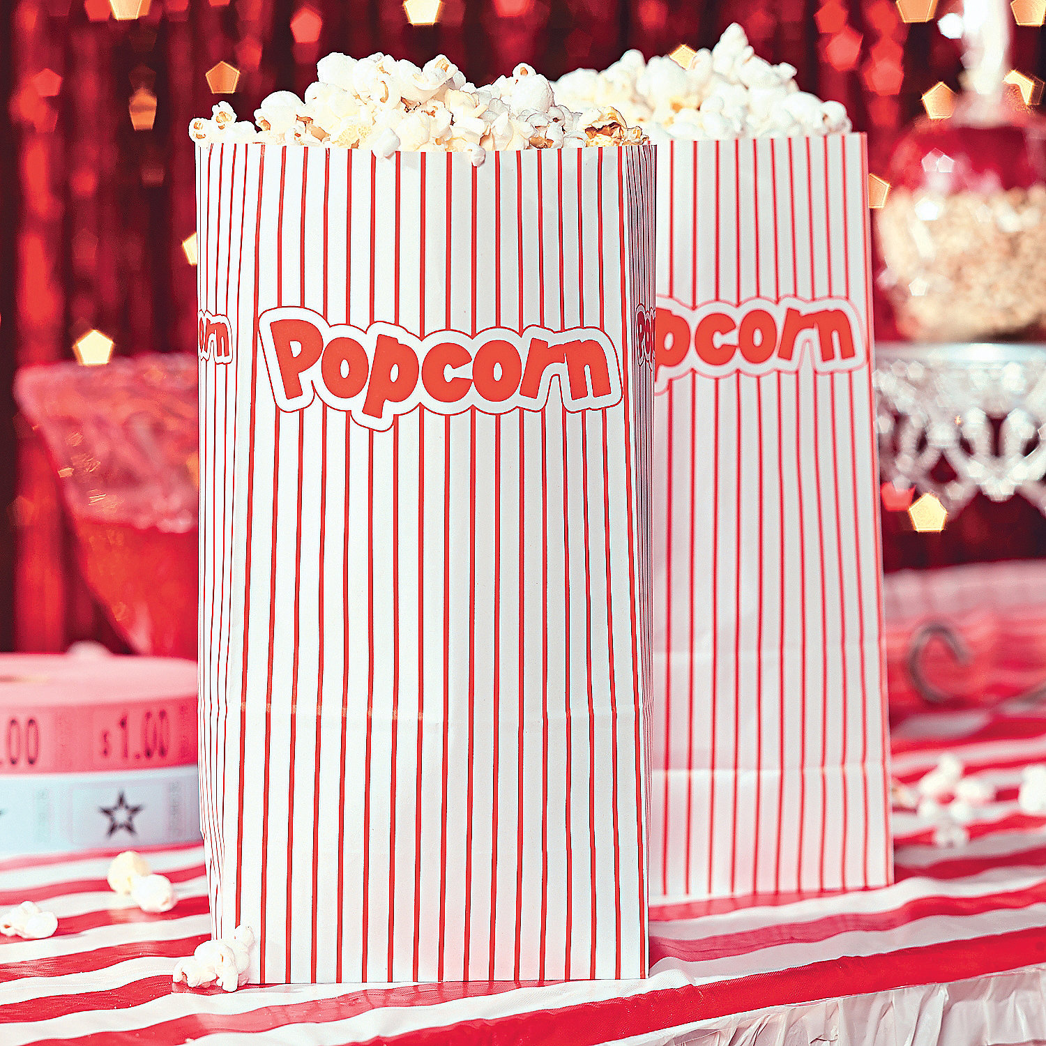 popcorn bags trading