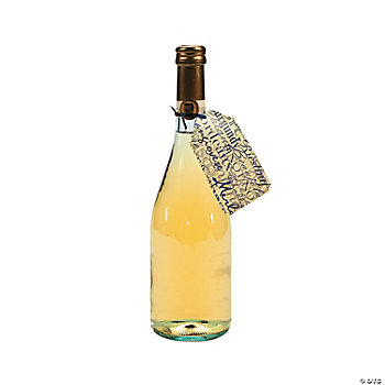 "Wine Bottle ""To/From"" Gift Tags"