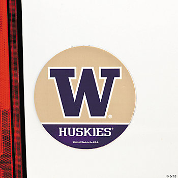 NCAA™ University Of Washington Car Magnet