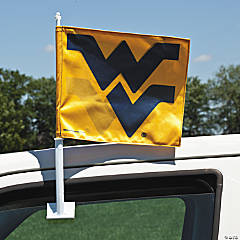 NCAA™ West Virginia Car Flag