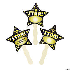 "Personalized ""You're A Star"" Fans"