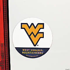 NCAA™ West Virginia Car Magnet