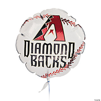 MLB® Arizona Diamondbacks™ Mylar Balloon