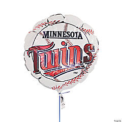 MLB® Minnesota Twins™ Mylar Balloon