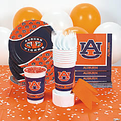 NCAA™ Auburn Basic Party Pack