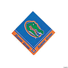 NCAA™ Florida Beverage Napkins