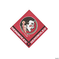 NCAA™ Florida State Beverage Napkins