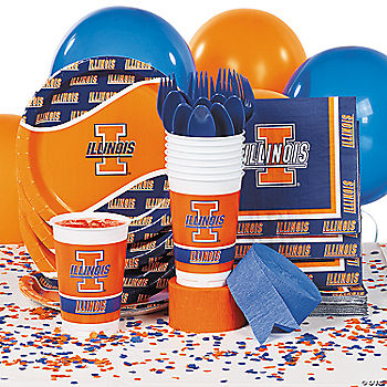 NCAA™ Illinois Basic Party Pack