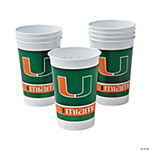 NCAA™ Miami Cups