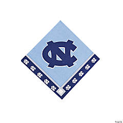 NCAA™ North Carolina Beverage Napkins