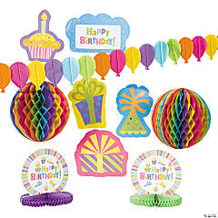 Happy Birthday Decorating Kit