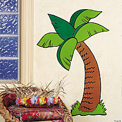Tropical Palm Tree Jointed Cutout