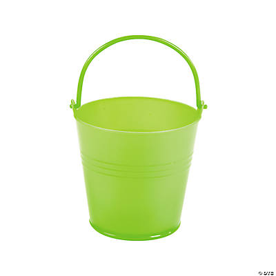Bright Green Pails