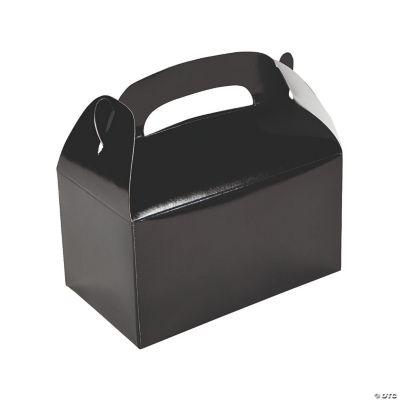 Treat Boxes - Black
