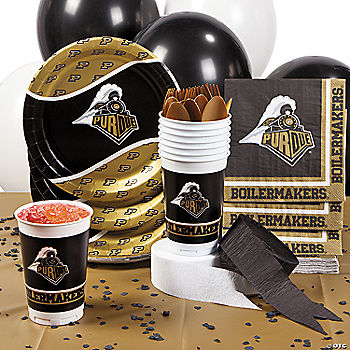 NCAA™ Purdue Basic Party Pack