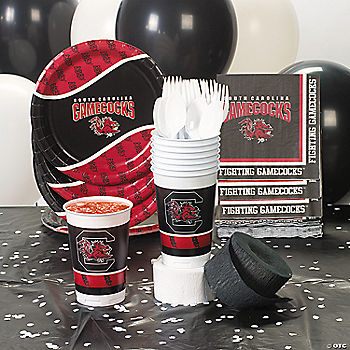 NCAA™ South Carolina Basic Party Pack