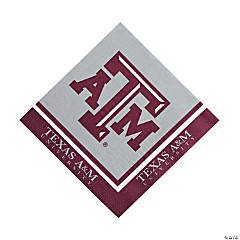 NCAA™ Texas A&M Luncheon Napkins