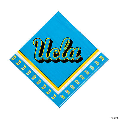 NCAA™ UCLA Luncheon Napkins